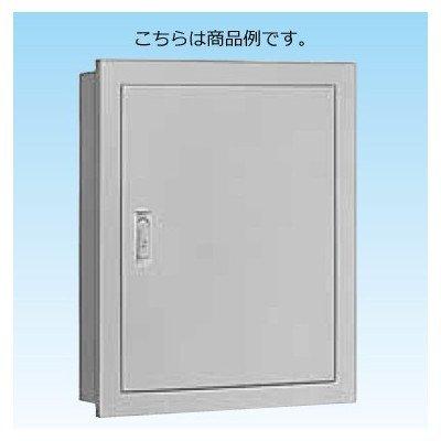 日東工業 SF12-44 埋込形 盤用キャビネット 鉄製基盤 深さ120mm ライトベージュ色 B01FVO3G8C