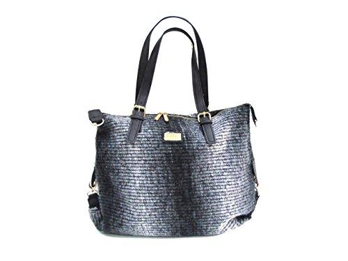 Borsa donna Coveri Collection shopping a spalla 17230-1 nero