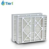 Electro Air 20x21x5 MERV 13 Comparable Air Filter - 2PK