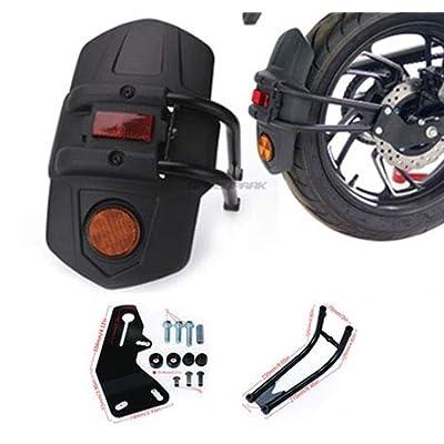 Motorcycle Rear Fender Bracket Motorbike Mudguard For Honda NC700 NC750X NC750D CB1300 CB400 CBR650 CB500X CRF1000 CBR1000RR: Automotive