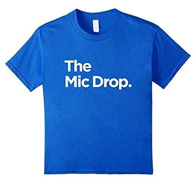 The Mic Drop T Shirt Family Matching Tee Funny Tshirt