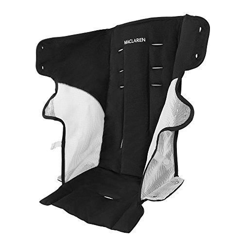 Maclaren Globetrotter Seat, Black/White