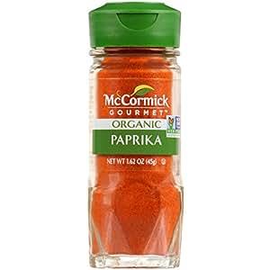 McCormick Gourmet Organic Paprika, 1.62 oz