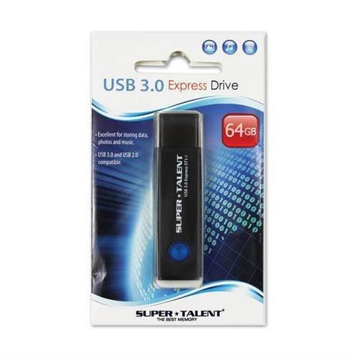 Super Talent USB Flash Drive (ST3U64S12K)