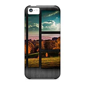 New Autumn Panorama Cases Covers, Anti-scratch Finleymobile77 Phone Cases For Iphone 5c