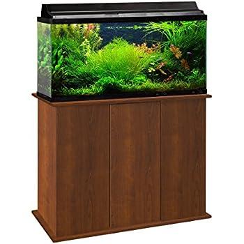 Amazon Com All Glass Aquarium Aag51036 Pine Cabinet 36