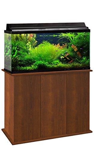 Aquatic Fundamentals 36501-68-AMZ 50-65 Gallon Upright Aquarium Stand, Serene Cherry by Aquatic Fundamentals