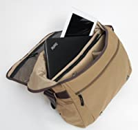 Portare' Multi Use Messenger Bag Insert for Camera/Laptop/iPad from Portare'
