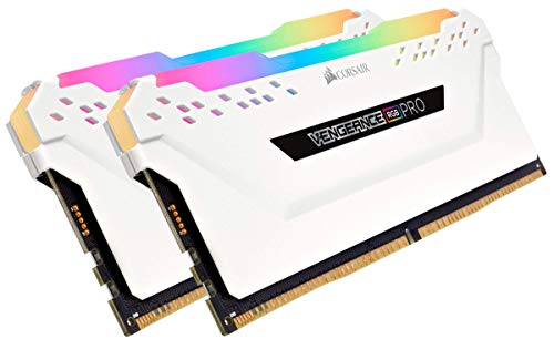 - CORSAIR Vengeance RGB PRO Light Enhancement Kit (Memory not Included) – White