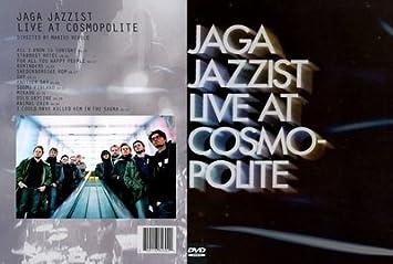 jaga jazzist live at cosmopolite dvd