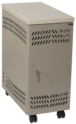 Mobile Computer Locker - 9