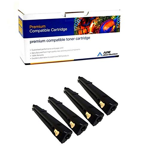 AIM Compatible Replacement for Lexmark C935/X940e/X945e Photoconductor Kit Combo Pack (BK/C/M/Y) (C930X83BCMY) - Generic