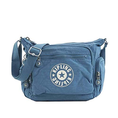 Kipling(キプリング) ナナメガケバッグ KI2632 29H DYNAMIC BLUE ファッション バッグ ショルダーバッグ その他のショルダーバッグ 14067381 [並行輸入品] B07PRD1MNT