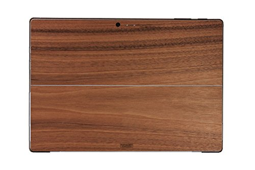 Toast Real Wood, Walnut Cover for Microsoft Surface Pro 4 MSP4-PLA-01