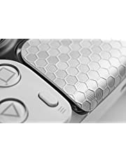 TouchProtect PS5 - Add Protection, Enhanced Texture, and Style to Your Dualsense Controller (Hex - Silver)