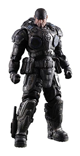 Gears of Wars Marcus Phoenix Play Arts Kai Action Figure