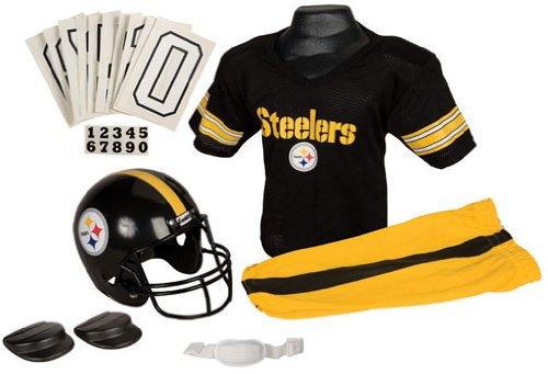 NFL Pittsburgh Steelers Boy's Uniform Set, Medium