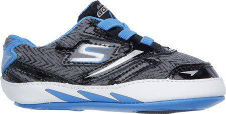 Skechers, Kleinkinder, Sportschuhe, GO run 4 Crawl Slip on Trainers.