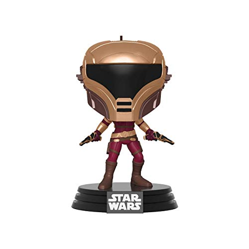 Funko Pop! Star Wars: Episode 9, Rise of Skywalker - Zorii Bliss