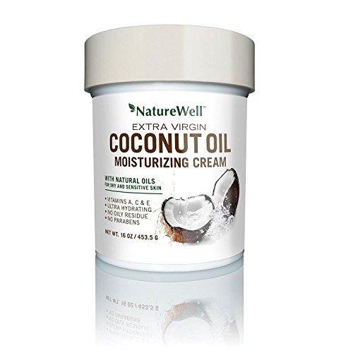 Naturewell Extra Virgin Coconut Moisturizing
