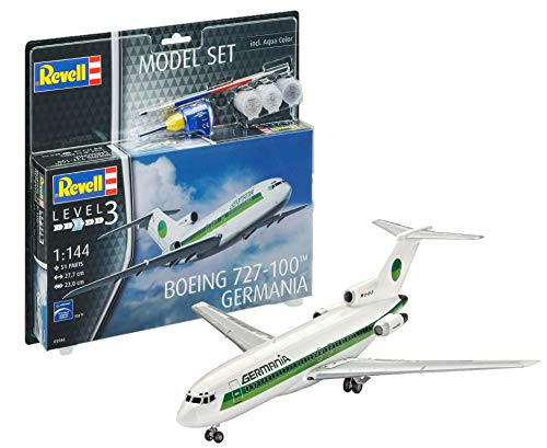 Revell 63946 Boeing 727-100 Germani Model Set from Revell