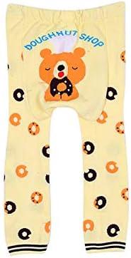 Yuanbbo Cartoon Animal PP Pants,Comfort Cartoon Pattern Bottom Trousers for Toddler Baby Boys Girls