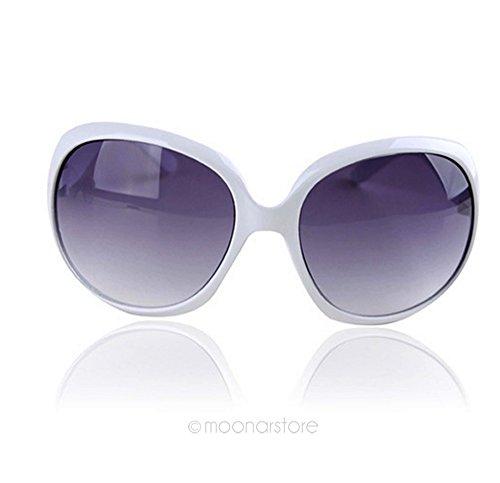 de Femme léopard EMVANV taille Lunette Blanc unique soleil 4qzwPp