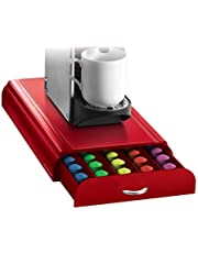 Mind Reader Anchor Coffee Pod Storage Drawer for 50 Nespresso Capsules