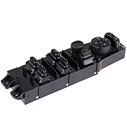 Power Window Switch for Jeep Cherokee Front Left Driver Side Master Control Switch Automotive Replacement Parts 56009449AC 68171681AA