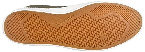 Converse Cons Zakim Ox Sneaker - Zapatillas Unisex adulto Gris / Blanco