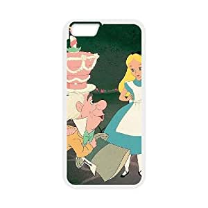 iphone6 4.7 inch phone cases White Alice cell phone cases Beautiful gifts NYTR4634579