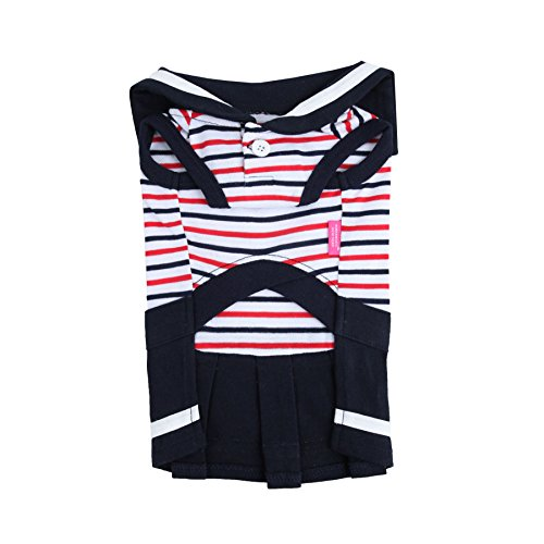 Pinkaholic New York Ula One Piece Dress, Medium, Navy