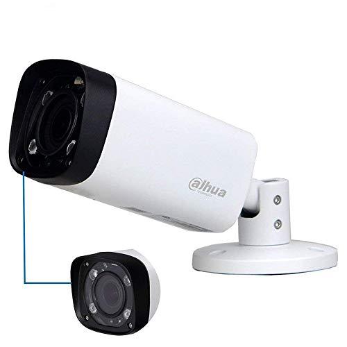 Dahua IPC-HFW4431R-Z 2.7~12mm Motorized Varifocal Lens 4MP IP Bullet Camera POE IP67 Weatherproof Outdoor Security Surveillance Camera ONVIF International Version …