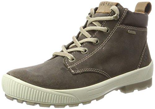 Legero Ladies Taro High Sneaker Grigio (pietra)