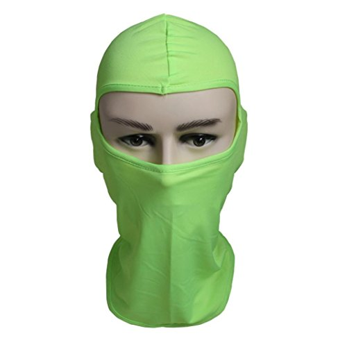 Mchoice Outdoor Ski Motorcycle Cycling Balaclava Full Face Mask Neck Ultra Thin - Micro Balaclava