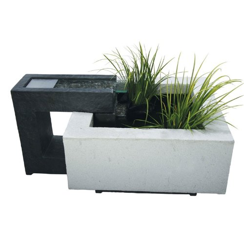 Laguna Decor Urban Style Decorative Water Feature Kit, Picassa by Laguna