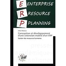 Conception et développement d'une extension mobile d'un ERP: Gestion des ressources humaines