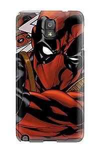 Renee Jo Pinson's Shop New Arrival Premium Galaxy Note 3 Case(deadpool) 1208028K99275531