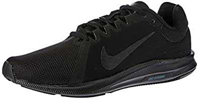 Nike Men's Downshifter 8 Shoes, Black, Black, 7 US