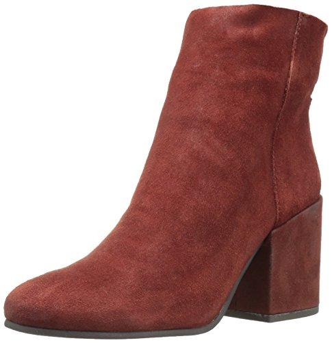 Lucky Brand Women's Ravynn Ankle Boot, Sable, 8.5 Medium US