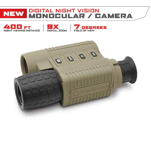 Stealth Cam Digital Night Vision MONOCULAR W/Recording by Stealth Cam