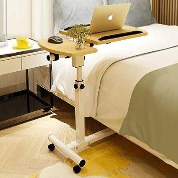 Muebles para el hogar La mesa perezosa se puede ajustar Levantando ...