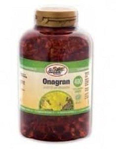 Aceite de Onagra 120 perlas de El Granero Integral