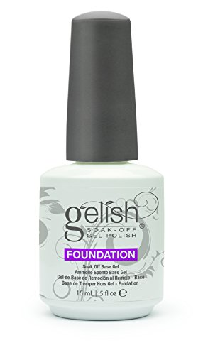 NEW Gelish Full Size Gel Nail Polish Basix Care Kit (15ml) + Remover & Cleanser by Gelish (Image #1)