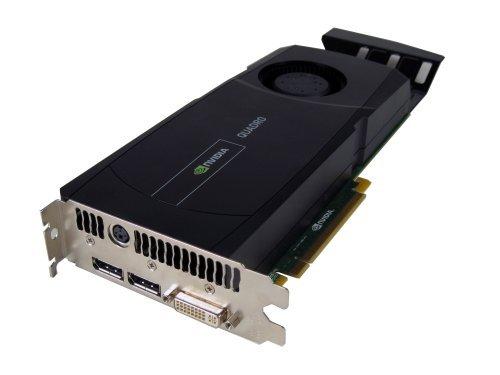 JFN25 Dell nVidia Quadro 5000 2.5GB PCI-E 2.0 X16 Graphics V