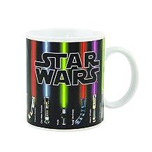 Star Wars Lighsaber Heat Change Mug