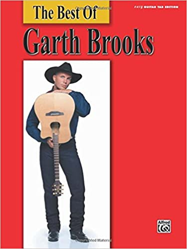 Amazon The Best Of Garth Brooks Easy Guitar Tab Edition