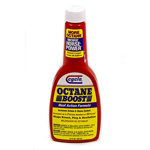 Cyclo C47 Octane Boost, 12 fl. oz