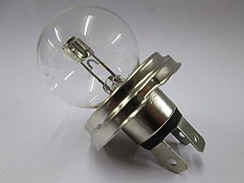 HEADLIGHT-HEADLAMP BULB 12V 75//75W P45T 416 X 1