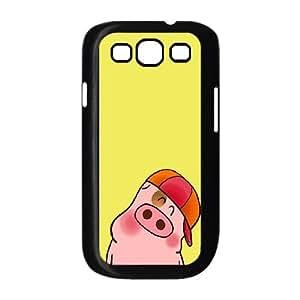 Samsung Galaxy S3 9300 Cell Phone Case Black CariCartoon Funny Cartoon 14 BNY_6703157